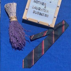 Vintage Robert Talbott Beecroft & Bull Mens Tie